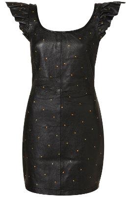 d5a5d2067860f Zeszyt stylu  skórzana sukienka - Aktualności