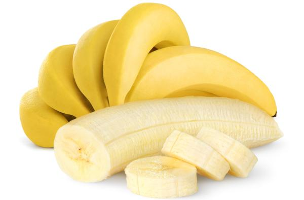 właściwości bananów