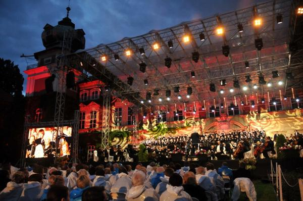 Festiwal muzyczny w Łańcucie