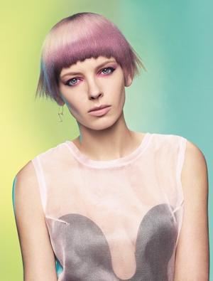fryzura na lato, fryzura na lato 2014, trendy fryzjerskie, modna fryzura