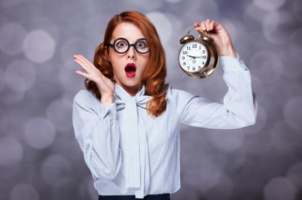 jak unikać spoźnien