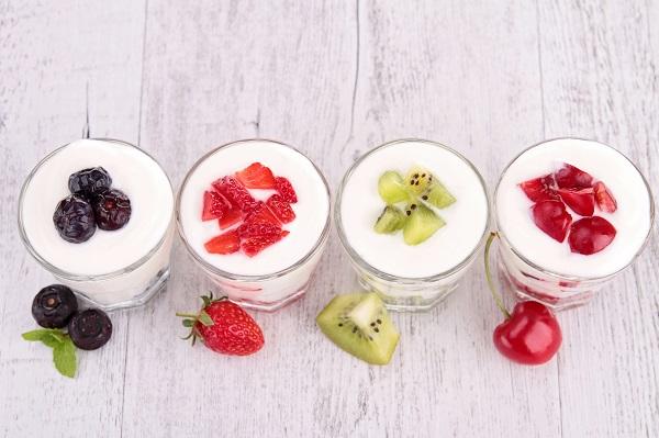 zalety jogurtu