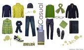 Kolor zieleń