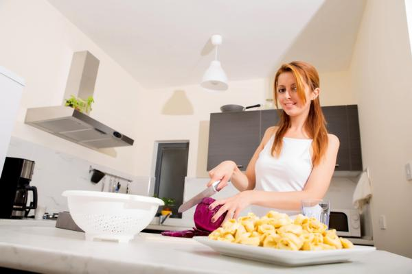kuchnia wyposażenie