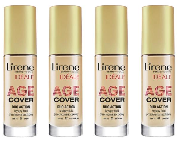 lirene ideale age cover