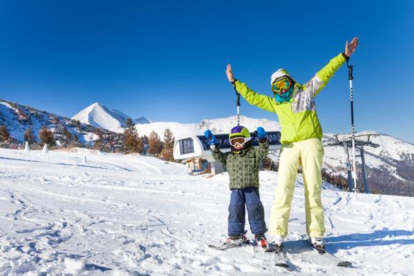 wyjazd narciarski z dziećmi, wyjazd narciarski Włochy