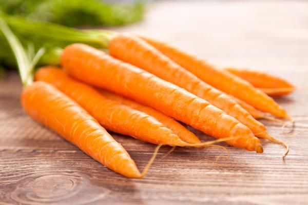 warzywa z karotenem, właściwości karotenu