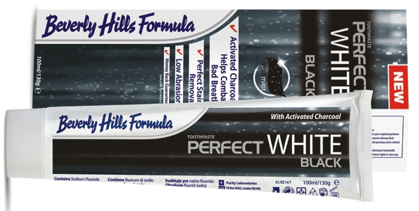Beverly Hills Formula Perfect White Black