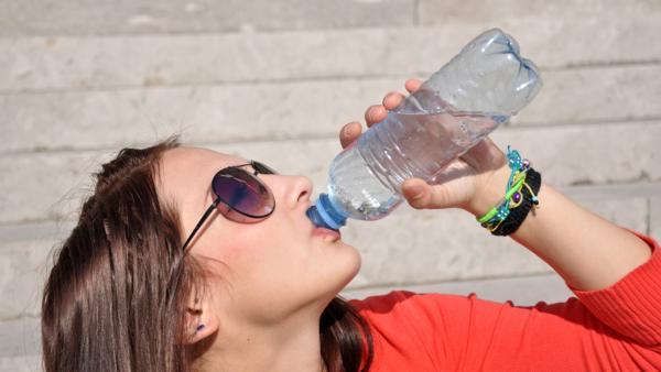 co pić podczas upałow