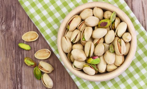 pistacje, właściwości pistacji