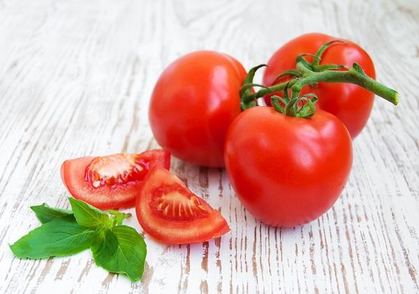 dania z pomidorem