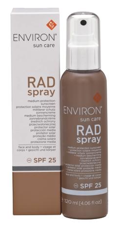 Rad Spray SPF 25 Environ