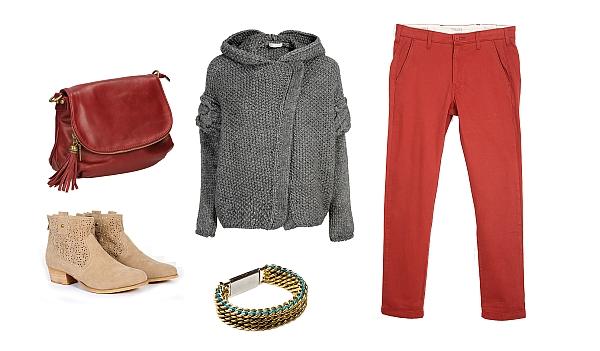trendy jesień 2013 swetry