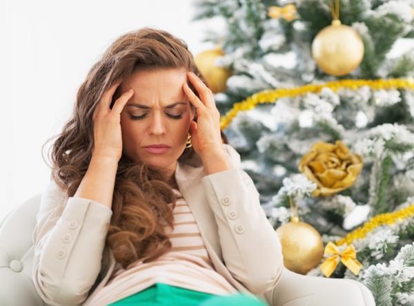 jak uniknąć świątecznego stresu