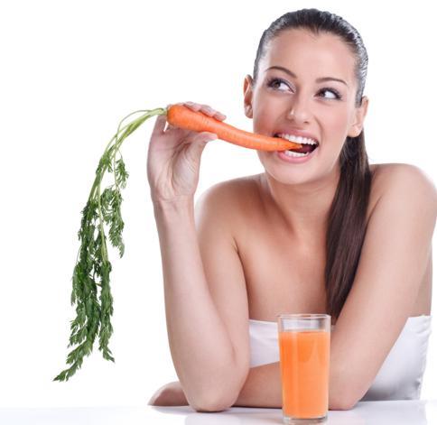 marchewka dla urody