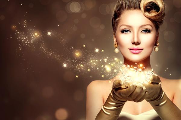 złoto w zabiegach kosmetycznych